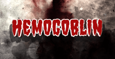 Hemogoblin [2 Fonts] | The Fonts Master