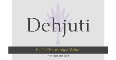 Dehjuti Super Family [12 Fonts] | The Fonts Master