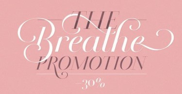 Breathe Neue Super Family [6 Fonts] | The Fonts Master