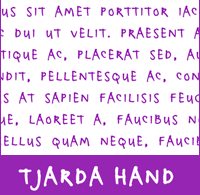 Tjarda Hand [4 Fonts] | The Fonts Master