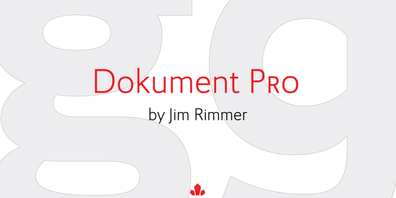 Dokument Pro Super Family [12 Fonts] | The Fonts Master