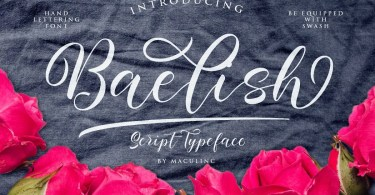 Baelish [2 Fonts] | The Fonts Master