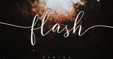 Flash Script [1 Font]