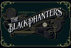 Blackphanters [1 Font] | The Fonts Master