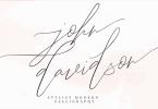 John Davidson [1 Font] | The Fonts Master