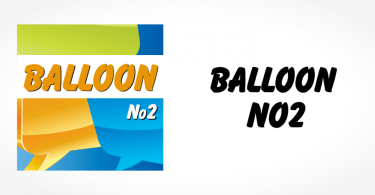 Balloon No2 [1 Font] | The Fonts Master