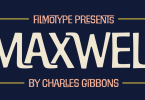 Filmotype Maxwell [1 Font]