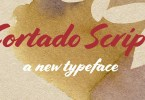 Cortado Script [1 Font] | The Fonts Master