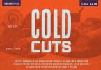 Cold Cuts [10 Fonts] | The Fonts Master