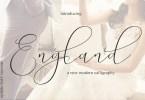 England Script [2 Fonts] | The Fonts Master