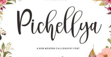 Pichellya [1 Font]
