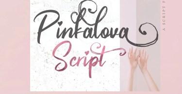 Pinkalova [2 Fonts] | The Fonts Master