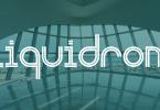 Liquidrom [2 Fonts]   The Fonts Master