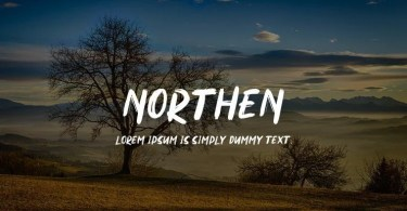 Northen [2 Fonts] | The Fonts Master