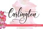 Carlington [1 Font] | The Fonts Master