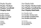 Ivar Super Family [24 Fonts] | The Fonts Master