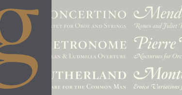 Hoefler Titling Super Family [12 Fonts] | The Fonts Master