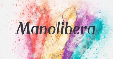Manolibera [2 Fonts] | The Fonts Master