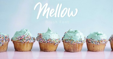 Mellow Brush [2 Fonts]
