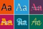 Peter Schmidt Type [24 Fonts] | The Fonts Master