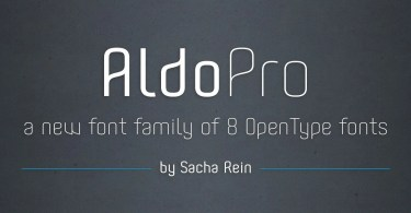 Aldo Pro Super Family [8 Fonts] | The Fonts Master