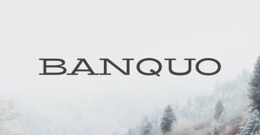Creativetacos Banquo [4 Fonts] | The Fonts Master
