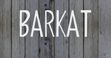 Creativetacos Barkat [1 Font] | The Fonts Master