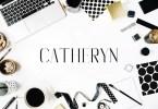 Creativetacos Catheryn [4 Fonts]