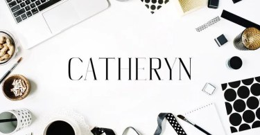 Creativetacos Catheryn [4 Fonts] | The Fonts Master
