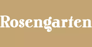 Rosengarten [4 Fonts] | The Fonts Master