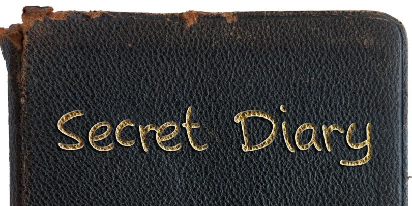 Secret Diary [1 Font]   The Fonts Master