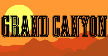 Grand Canyon Rr Super Family [8 Fonts] | The Fonts Master