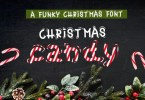 Christmas Candy [1 Font] | The Fonts Master
