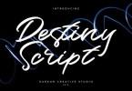 Destiny [1 Font] | The Fonts Master