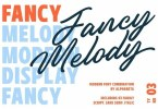 Fancy Melody [3 Fonts] | The Fonts Master