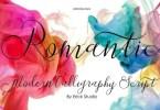Romantic [1 Font] | The Fonts Master