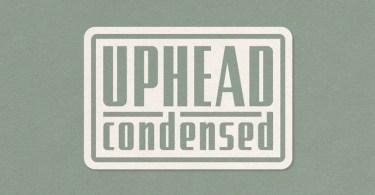 Uphead Condensed [1 Font]