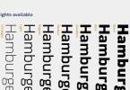 Martian B [9 Fonts] | The Fonts Master