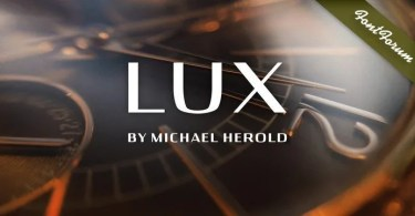Lux [1 Font] | The Fonts Master