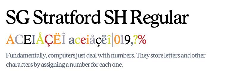 Stratford Sh [4 Fonts]   The Fonts Master