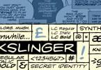 Inkslinger Bb [6 Fonts] | The Fonts Master