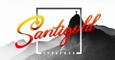 Santigold [1 Font] | The Fonts Master