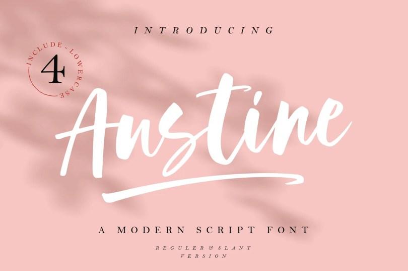 Austine [2 Fonts] | The Fonts Master