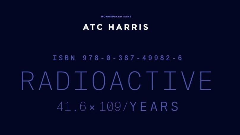 Atc Harris [12 Fonts]   The Fonts Master