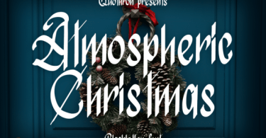 Atmospheric Christmas [1 Font] | The Fonts Master