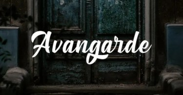 Avangarde [1 Font]