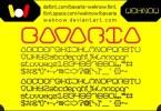 Bavaria [8 Fonts] | The Fonts Master
