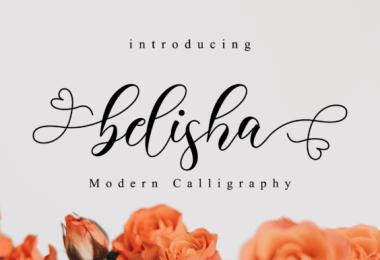 Belisha [1 Font]