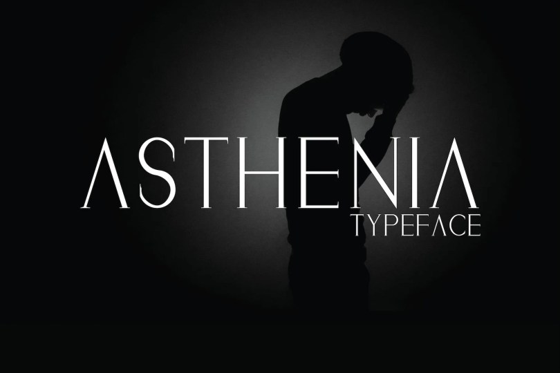 Asthenia [4 Fonts]   The Fonts Master