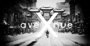Avenue X [1 Font] | The Fonts Master